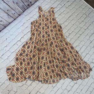 Alter'd state pattern short mini dress